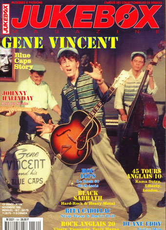 Gene Vincent Blue Cats