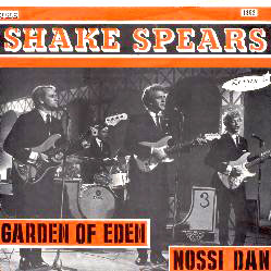 Garden of Eden Shake Spears