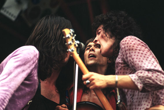 Golden Earring Bilzen 1973