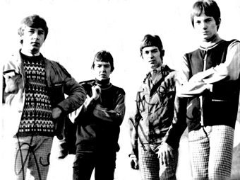 Small Faces Années 60