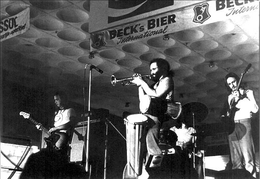 Pete Brown Free show Brussels 71