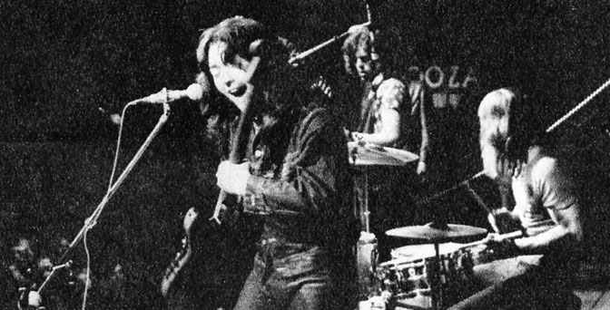 Rory Gallagher Belgique 1972