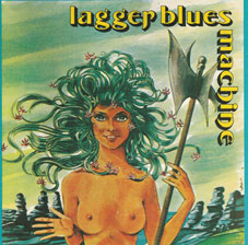 Lagger Blues Machine Tanit
