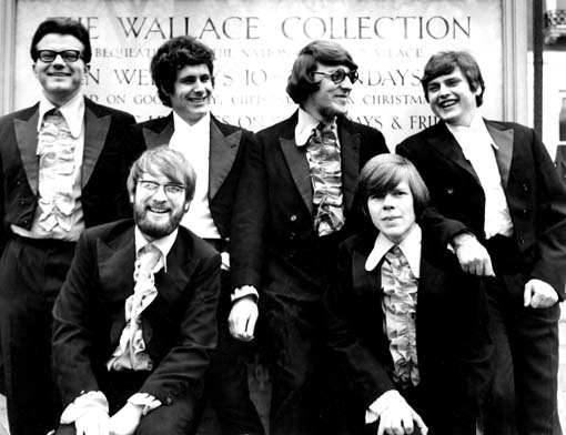 Wallace Collection Rock band