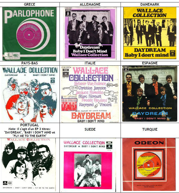 Discographie Wallace Collection